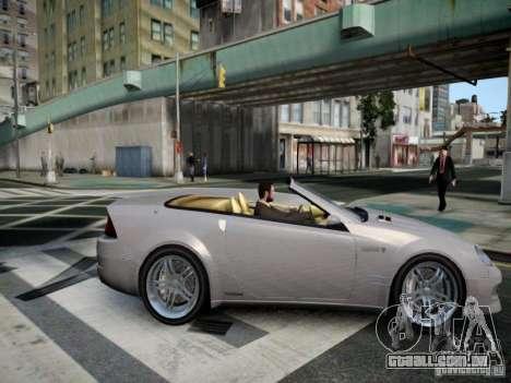 Feltzer BR-12 para GTA 4 vista direita