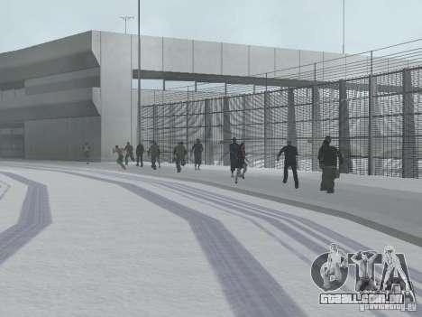 Aumentar o tráfego para GTA San Andreas segunda tela