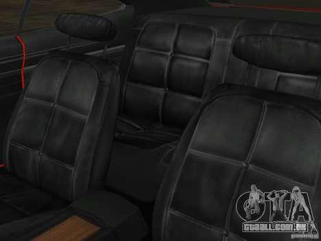 Dodge Charger 426 R/T 1968 v1.0 para GTA Vice City vista interior