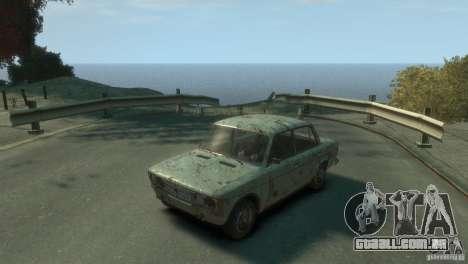VAZ 2103-Rusty v 1.0 para GTA 4