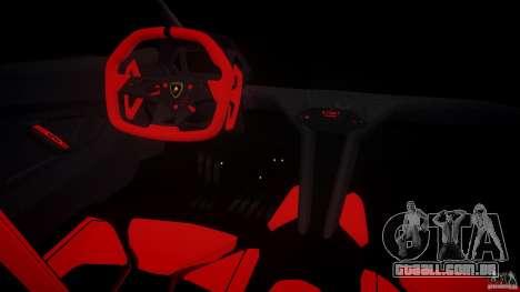 Lamborghini Sesto Elemento 2011 para GTA 4 vista direita
