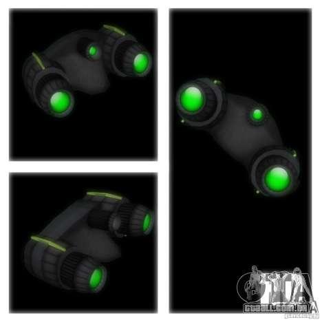 Goggles HD para GTA San Andreas