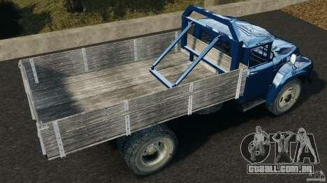 ZIL-431410 1986 v 1.0 para GTA 4 vista inferior