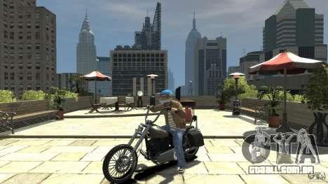 Zombie Bike Paintjob para GTA 4