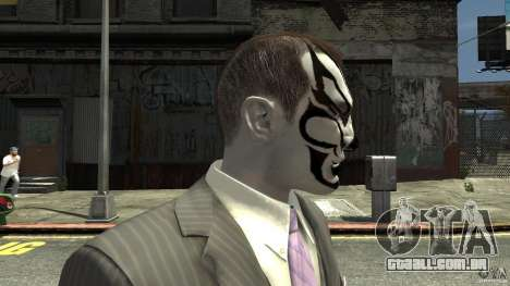 Tatoo 1 para GTA 4 terceira tela