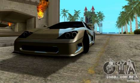 ENBseries by HunterBoobs v1.1 para GTA San Andreas terceira tela