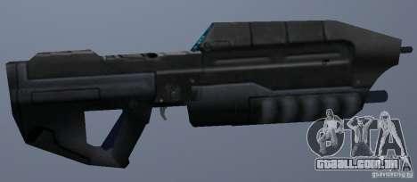 MA5B-Sturmgewehr beta v.1.0 para GTA Vice City por diante tela
