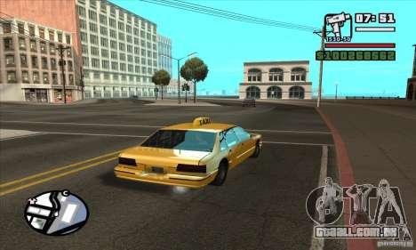 Enb Series HD v2 para GTA San Andreas sétima tela