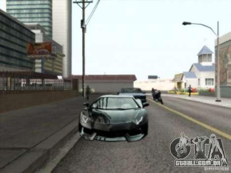 ENBSeries v1.3 para GTA San Andreas segunda tela