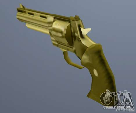 Gold Python para GTA Vice City segunda tela