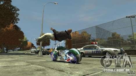 HellFire Chopper para GTA 4 vista direita