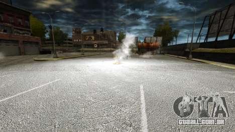 Cegando o coquetel Molotov para GTA 4