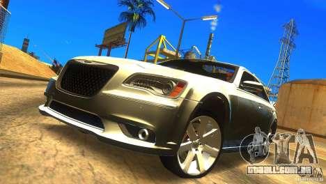 ENBSeries by Fallen para GTA San Andreas quinto tela