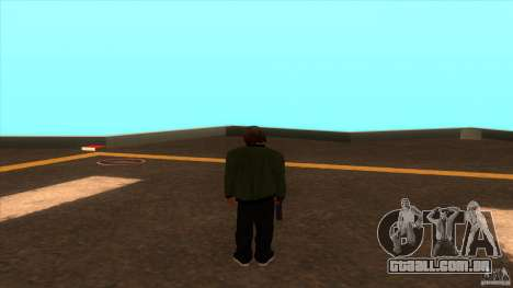 [HD]WMYST para GTA San Andreas quinto tela
