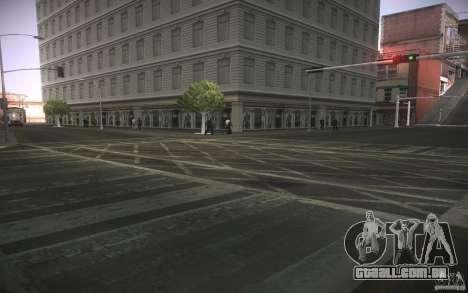 Estrada de HD v 2.0 Final para GTA San Andreas sexta tela
