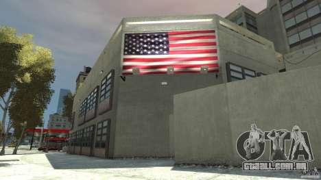 Remake police station para GTA 4 terceira tela