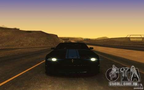 SA Illusion-S V2.0 para GTA San Andreas quinto tela