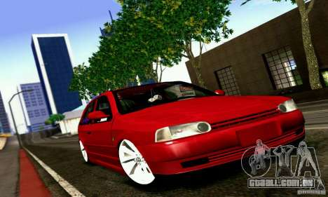 Volkswagen GOL G2 Tuning para GTA San Andreas