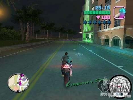 Velocímetro para GTA Vice City terceira tela