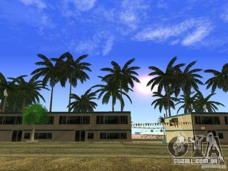 BM Timecyc v1.1 Real Sky para GTA San Andreas terceira tela