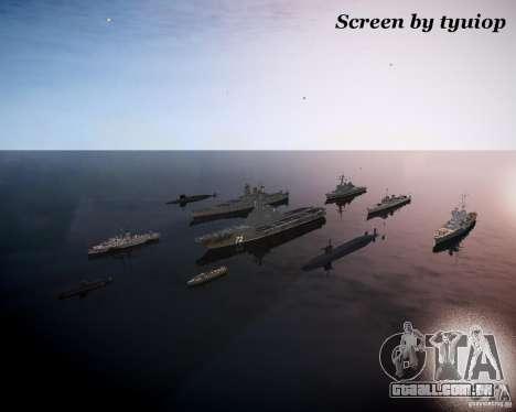 Marinha para GTA 4 segundo screenshot