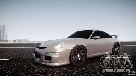 Porsche GT3 997 para GTA 4 esquerda vista
