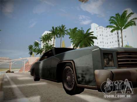 ENBSeries by Treavor V2 White edition para GTA San Andreas terceira tela