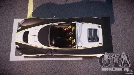 Lotus 2-11 para GTA 4 vista direita