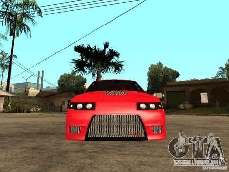 Lada 2112 GTS Sprut para GTA San Andreas vista direita