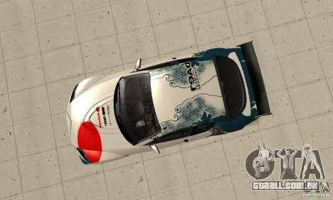 Mazda RX-8 NFS ProStreet para GTA San Andreas vista direita