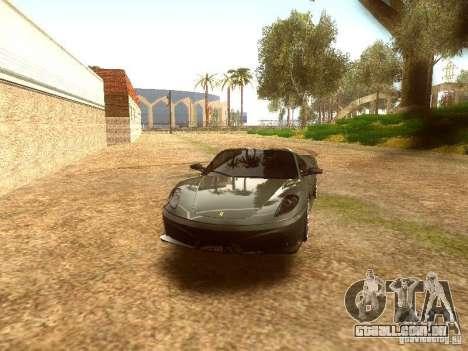 Novo Enb series 2011 para GTA San Andreas nono tela