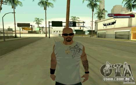 Mexican Drug Dealer para GTA San Andreas terceira tela