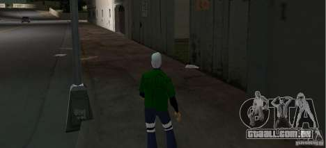 Gangnam Style para GTA Vice City segunda tela