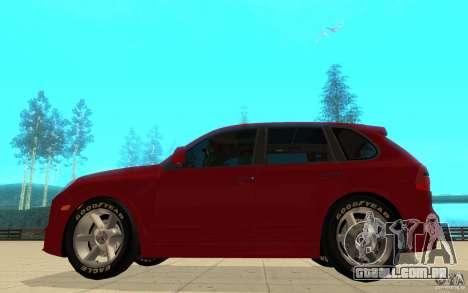 Wheel Mod Paket para GTA San Andreas por diante tela