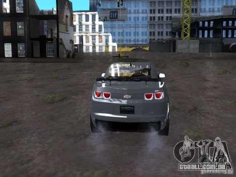 ENBSeries de Rinzler para GTA San Andreas por diante tela