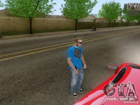 Alarme Mod v3.0 para GTA San Andreas terceira tela