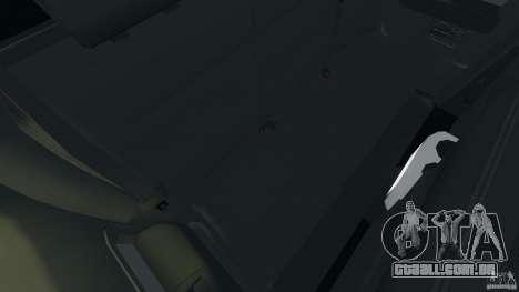 Ford F-150 SVT Raptor para GTA 4 motor