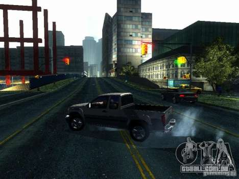 Chevrolet Colorado 2003 para GTA San Andreas vista direita