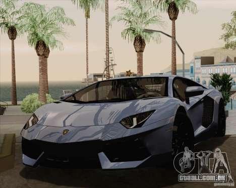 Optix ENBSeries para PC médias para GTA San Andreas terceira tela