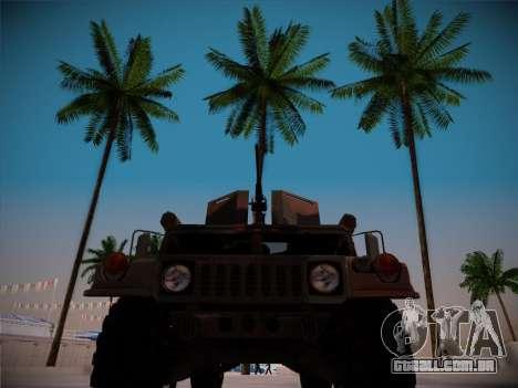 ENBSeries by Treavor V2 White edition para GTA San Andreas quinto tela
