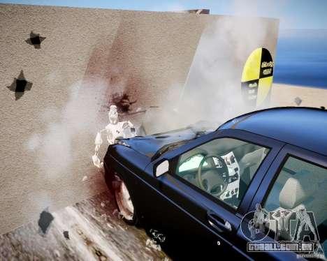 Crash Test Dummy para GTA 4 por diante tela