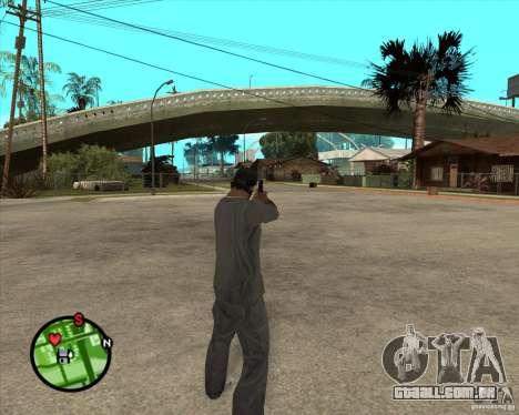 Crosman 31 para GTA San Andreas terceira tela