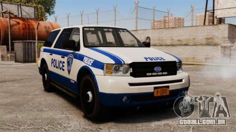 Polícia Landstalker ELS para GTA 4