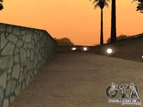 Miami House para GTA San Andreas terceira tela
