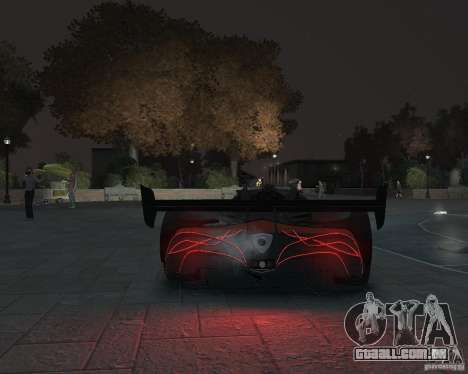 Mazda Furai para GTA 4 vista direita