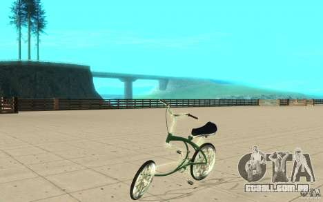 Custom Bike para GTA San Andreas