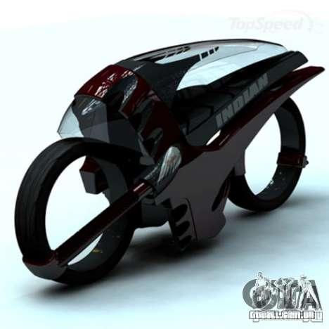 Telas de carregamento e menus no estilo de motoc para GTA San Andreas segunda tela