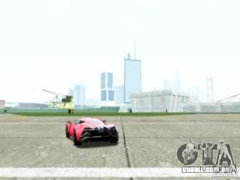 ENBSeries v1.3 para GTA San Andreas sexta tela