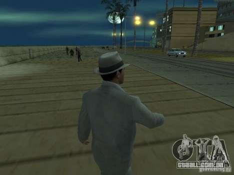 Vito Skalleta v 1.5 para GTA San Andreas por diante tela