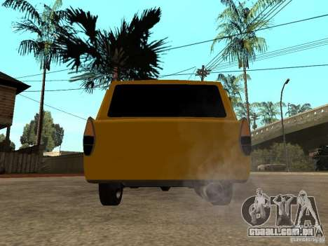 AZLK 427 LT para GTA San Andreas